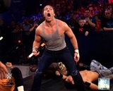 Dean Ambrose 2014 Summer Slam Action