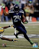 Marshawn Lynch football 2014
