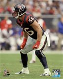 Brian Cushing on the field 2014