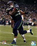 Earl Thomas 2014 with the ball