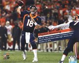 Peyton Manning becomes the NFL's All-Time leader in career Touchdown Passes- October 19, 2014