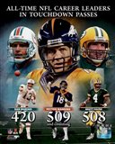 Peyton Manning NFL All-Time leader in career Touchdown Passes Composite