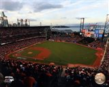 AT&T Park Game 3 of the 2014 World Series