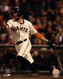 Hunter Pence Game 4 of the 2014 World Series Action