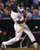 Lorenzo Cain Game 6 of the 2014 World Series Action