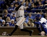 Hunter Pence Single Game 7 of the 2014 World Series
