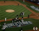 The San Francisco Giants Game 7 of the 2014 World Series