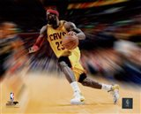 LeBron James Motion Blast