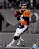 Peyton Manning 2014 Spotlight Action
