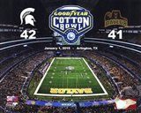 Michigan State Spartans Cotton Bowl Champions