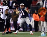 Julian Edelman Touchdown Pass 2014 Playoff Action