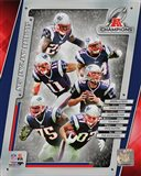 New England Patriots 2014 AFC Champions Team Composite