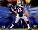 Tom Brady Motion Blast