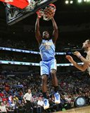Kenneth Faried 2014-15 Action