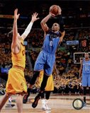 Russell Westbrook 2014-15 Action