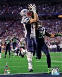 Rob Gronkowski Touchdown Super Bowl XLIX