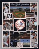 New York Yankees 2015 Team Composite
