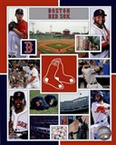 Boston Red Sox 2015 Team Composite