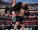 Brock Lesnar Wrestlemania 31 Action