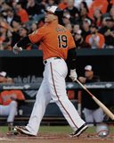 Chris Davis 2015 Action
