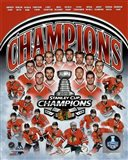 Chicago Blackhawks 2015 Stanley Cup Champions Composite