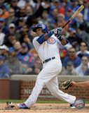 Addison Russell 2015 Action