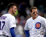 Kris Bryant & Anthony Rizzo 2015 Action