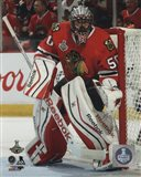 Corey Crawford Game 6 of the 2015 Stanley Cup Finals