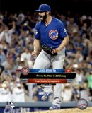 Jake Arrieta throws a No-Hitter August 30, 2015