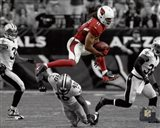 Larry Fitzgerald 2015 Spotlight Action