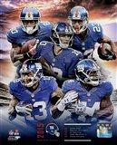 New York Giants 2015 Team Composite