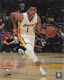 D'Angelo Russell 2015-16 Action