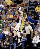 Paul George 2015-16 Action