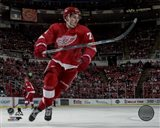 Dylan Larkin 2015-16 Action