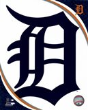 2016 Detroit Tigers Team Logo