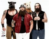 The Wyatt Family 2016 Posed