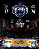 Villanova Wildcats 2016 NCAA Men's College Basketball National Champions Composite