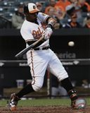 Adam Jones 2016 Action