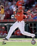 Billy Hamilton 2016 Action