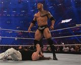 The Rock Wrestlemania 32 Action