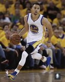 Stephen Curry 2016 NBA Playoff Action