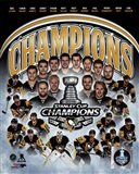 Pittsburgh Penguins 2016 Stanley Cup Champions Composite