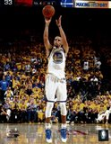 Stephen Curry Game 1 of the 2016 NBA Finals