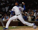 Aroldis Chapman 2016 Action