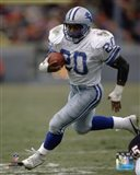 Barry Sanders 1989 Action