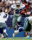 Emmitt Smith 2002 Action