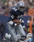 Tony Dorsett 1981 Action