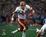 John Riggins Super Bowl XVII Action