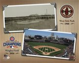 West Side Park / Wrigley Field Composite