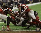 James White game winning touchdown Super Bowl LI